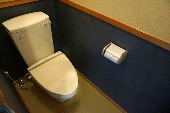 はしうど荘トイレ
