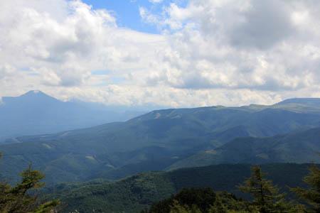 三峰展望台からの眺望