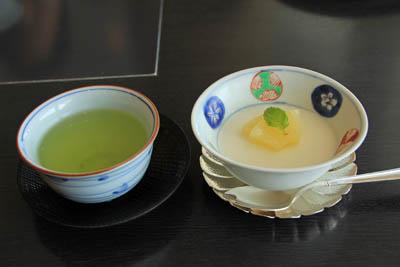 日本料理あわみデザート