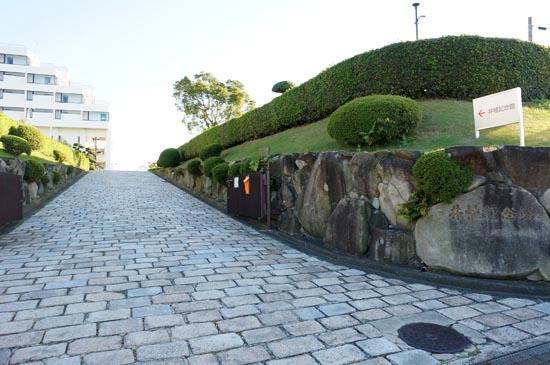 井植記念館入口