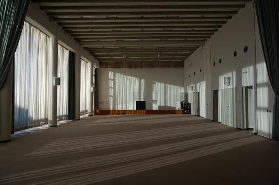 井植記念館ホール