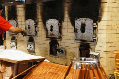 シュシュの石窯