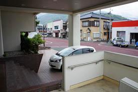みかめ本館駐車場