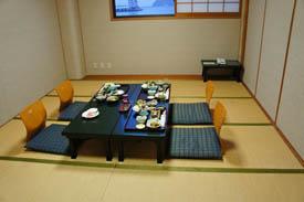 みかめ本館夕食個室