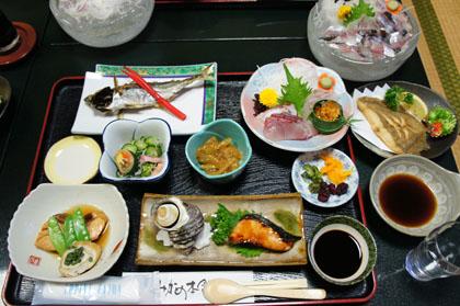 みかめ本館夕食