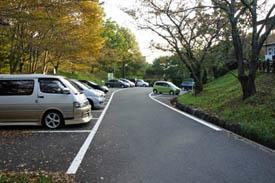 レインボーハイランド駐車場