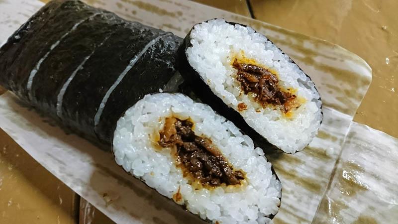 えき弁のあら竹モー太郎寿司