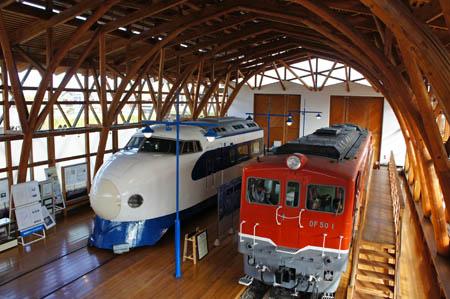 鉄道歴史パークin SAIJO 四国鉄道文化館