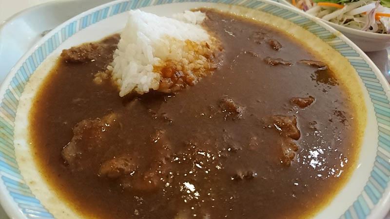 松阪牛すじ肉カレー