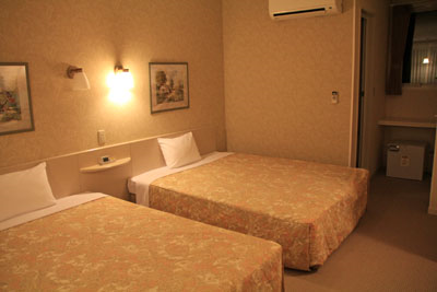 ファミリーロッジ旅籠屋桑名長島店客室