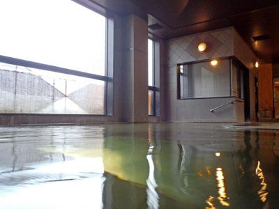 上諏訪温泉しんゆ大浴場