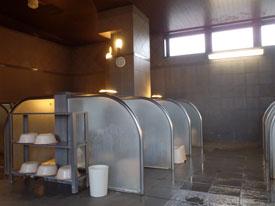 上諏訪温泉しんゆ洗い場