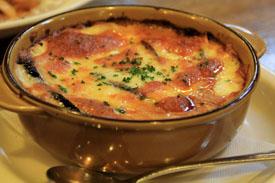茄子と牛肉のボロネーゼとろーりモッツァレッラのラザニア