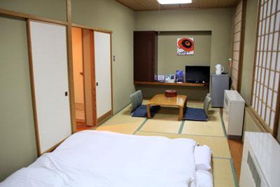 旭川トーヨーホテル和室