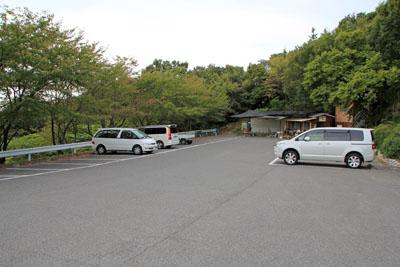 カレイ山展望台駐車場