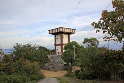 カレイ山展望台