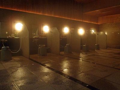 駒ヶ根高原リゾートリンクス浴室
