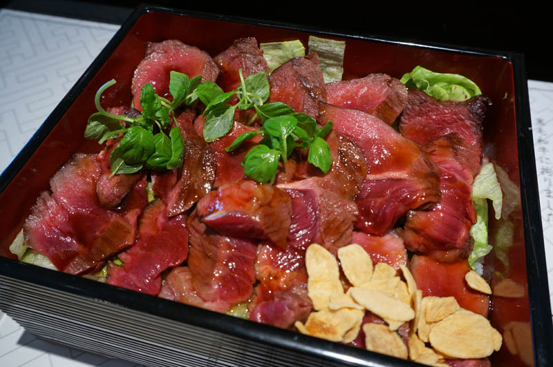 SIOSAI熟成肉ステーキ重