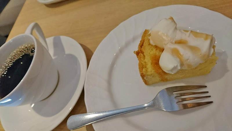 ダイワロイネットホテル盛岡朝食スイーツ