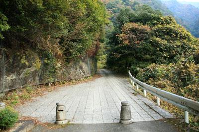 遠登志橋入口