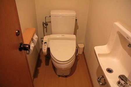 喜泉トイレ