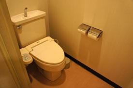 アジュール汐の丸トイレ
