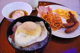 アジュール汐の丸朝食