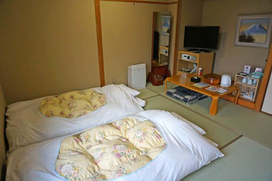 尾道国際ホテル和室