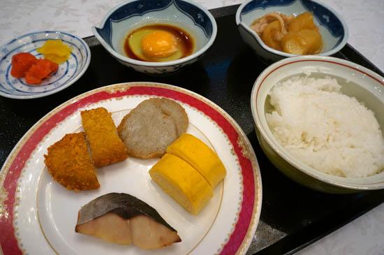 尾道国際ホテル朝食