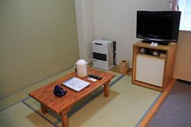 リゾートインノースカントリー客室