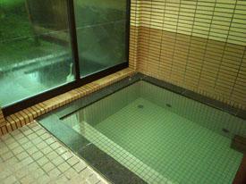 リゾートインノースカントリー浴室
