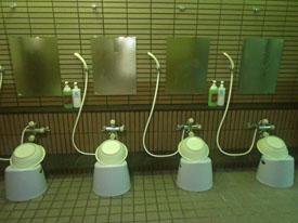 リゾートインノースカントリーお風呂
