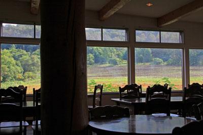 リゾートインノースカントリー朝食レストラン
