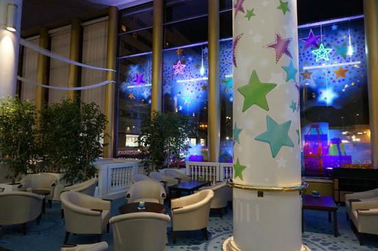 東京ベイ舞浜ホテルファーストリゾートのロビー