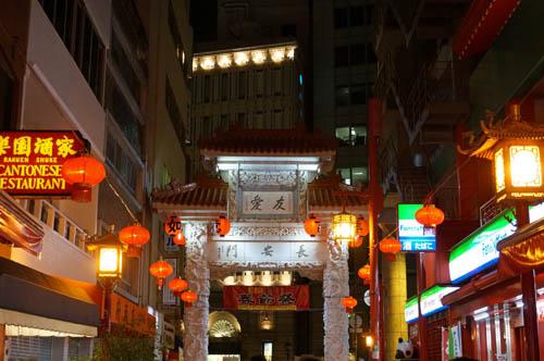 神戸南京町長安門