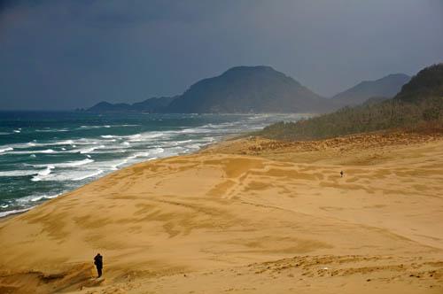 鳥取砂丘写真