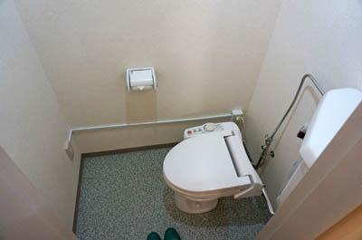 シャトーおだかトイレ