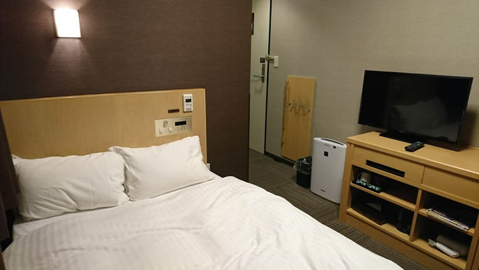 ドーミーイン広島客室