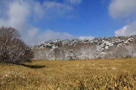 冬の竜神平