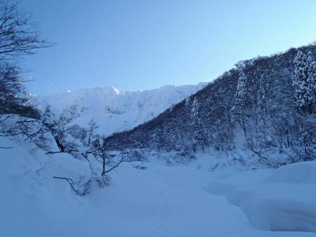 雪の賽の河原