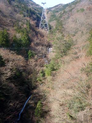 石鎚登山ロープウェイ