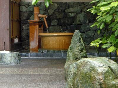 亀ヶ池温泉陶器風呂