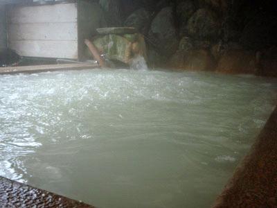 京屋旅館温泉