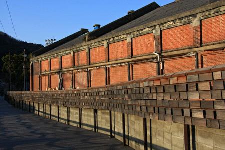 東洋紡績赤レンガ倉庫