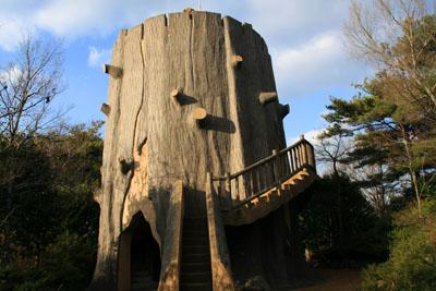 塩ヶ森ふるさと公園展望塔
