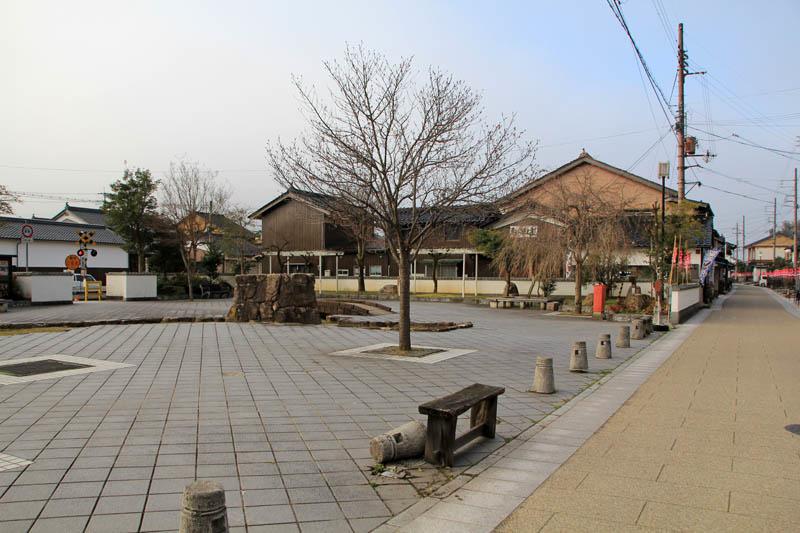 竹田駅広場