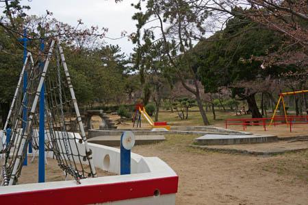 須磨浦公園遊具