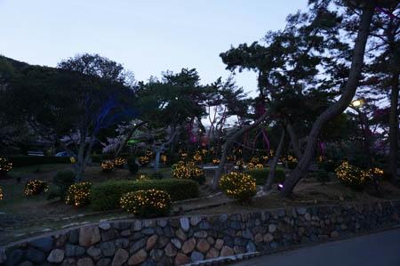須磨浦公園イルミネーション