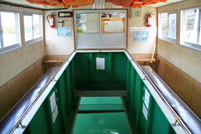 たつくし海中観光グラスボート