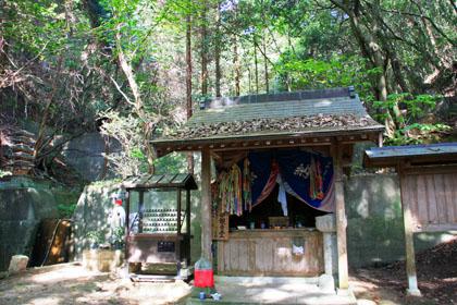 太山寺子安観音堂